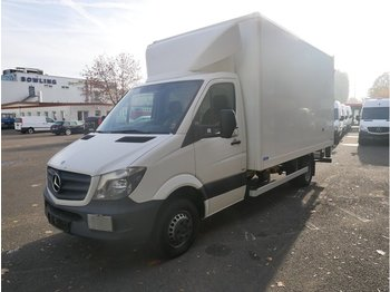 MERCEDES-BENZ Sprinter II Koffer 513 CDI Mit Ladebordwand 5,3 to GG - mikroautobuss