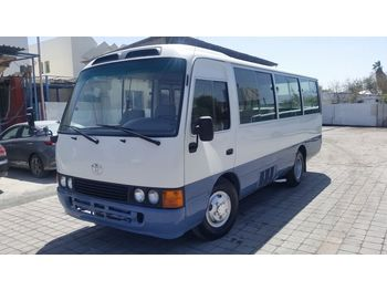 TOYOTA Coaster ....Japan made - not china ..... BELGIUM - mikroautobuss