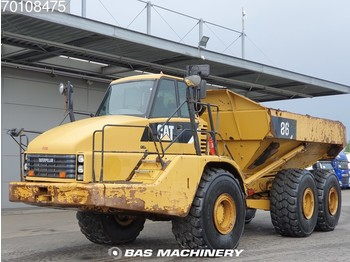 Caterpillar 740 6x6 Good tyres - clean machine - bezceļu pašizgāzējs