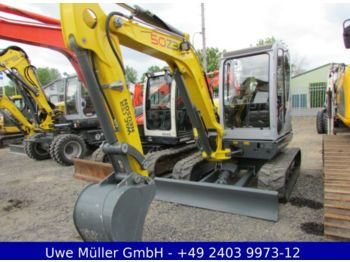 Wacker Neuson 50z3  - mini-ekskavators
