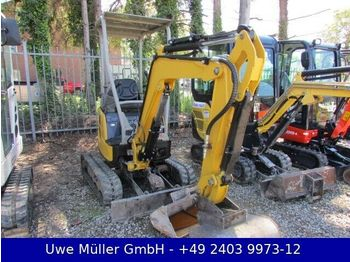 Yanmar VIO 17  - mini-ekskavators