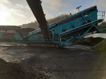 POWERSCREEN CHIEFTAIN 2100 - sijātājs