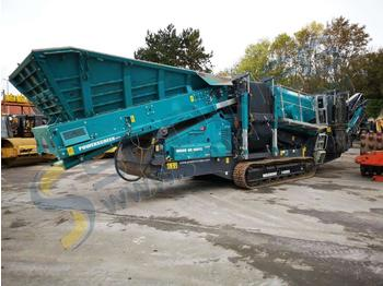 Powerscreen WARRIOR 1400X - sijātājs