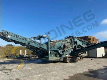 Powerscreen Warrior 1400 - sijātājs