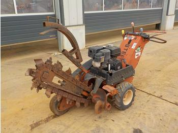 Ditch Witch 1030 - tranšeju racējs