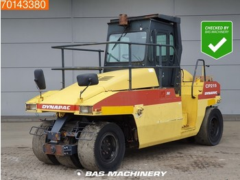 Dynapac CP215 NICE AND CLEAN PNEUMATIC ROLLER - veltnis