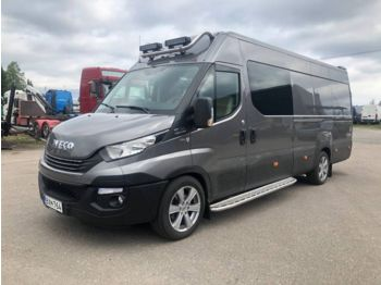 IVECO Daily 35S18A8 1+4hlö - furgons