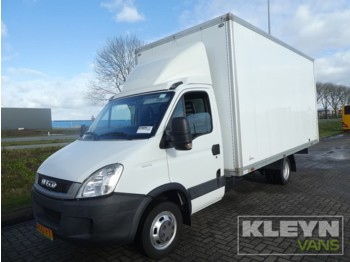 Furgons Iveco Daily 35C14 27 m3 ,5 meter box,