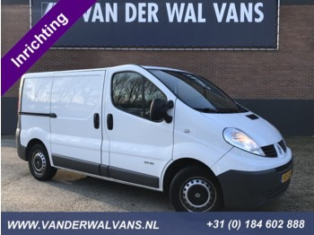 Renault Trafic 2.0dCi 115pk L1H1 Inrichting, airco, cruise, trekhaak - kravas mikroautobuss