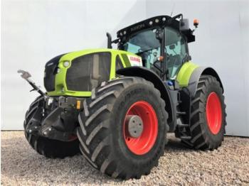 CLAAS axion 920 cmatic - riteņu traktors