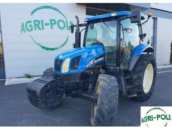 New Holland TS 100 A - riteņu traktors