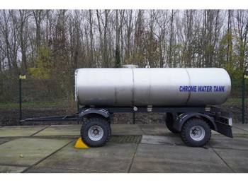 ALPSAN WATERTANK 8M3 AGRICULTURE SLOW TRAFFIC - piekabe cisterna