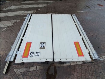 Schmitz Cargobull Trailer door (set) - rezerves daļa